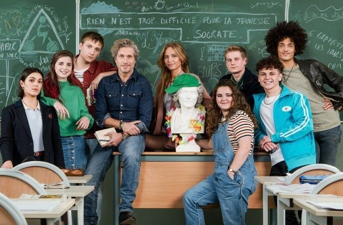 French adaptation of Spanish series Merlì premiered with 3.2mln viewers on France2