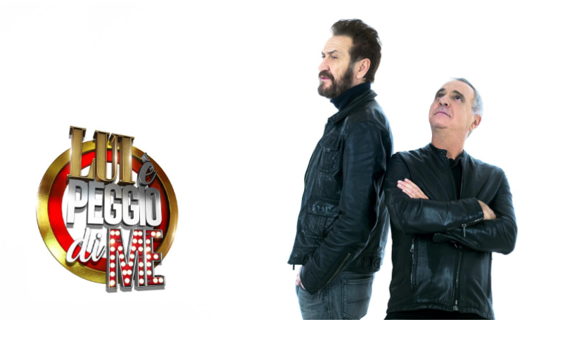 Rai 3 presents a variety show with Lui è peggio di me