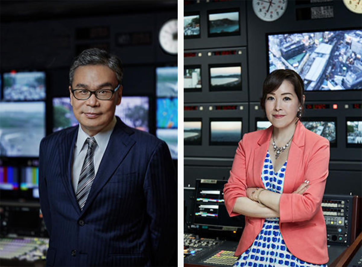 Nippon TV promotes two execs as part of its global growth plan