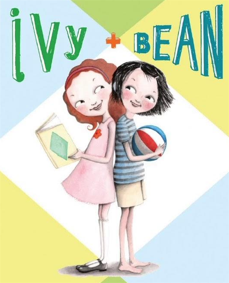 Children's book series IVY & BEAN gets the live-action movie treatment at Netflix