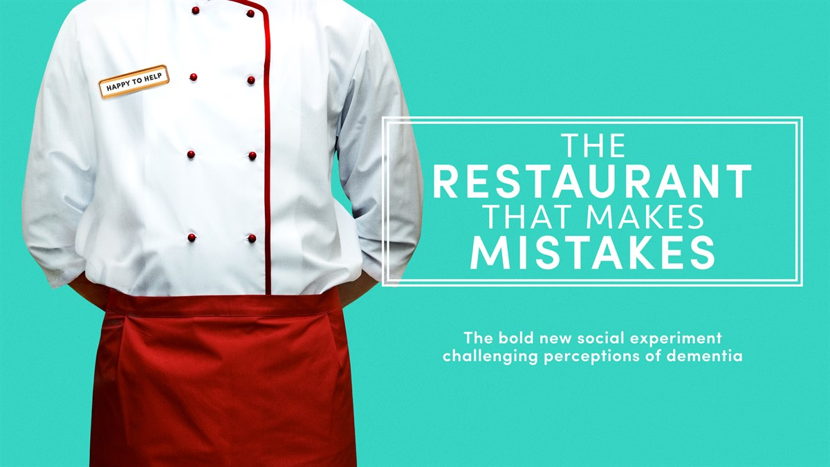 CPL's The Restaurant That Makes Mistakes wins 2020 Grierson Award