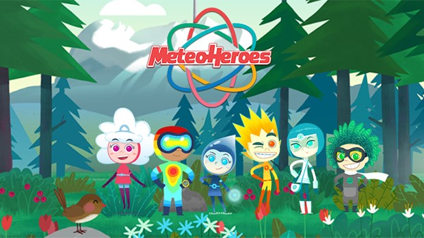 Mondo TV inks L&M deal for MeteoHeroes with Pea & Promoplast