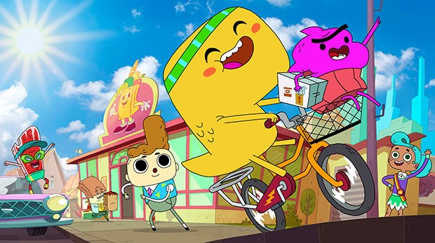 Cartoon Network and Boomerang acquired the first season of Cupcake & Dino