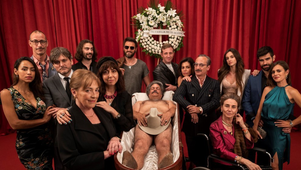 Atresmedia new dark comedy Deudas to be aired by Antena 3