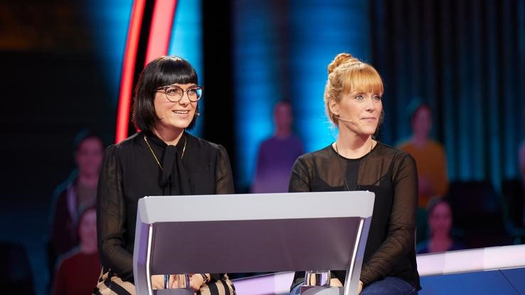 Good debut for new Vox's quiz show Die Rote Kugel