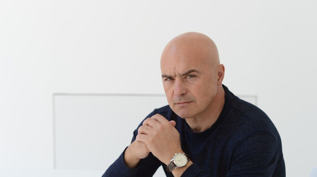 Luca Zingaretti is the controversial director of a prison in a new Sky Original series
