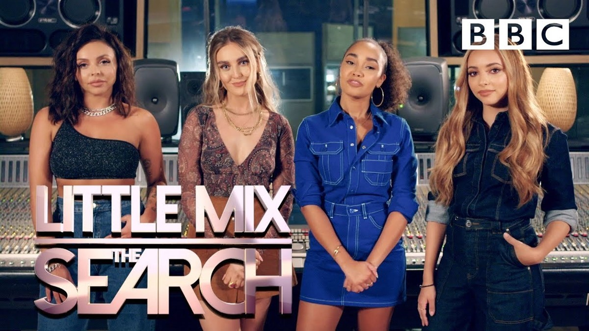 Little Mix BBC show set for autumn