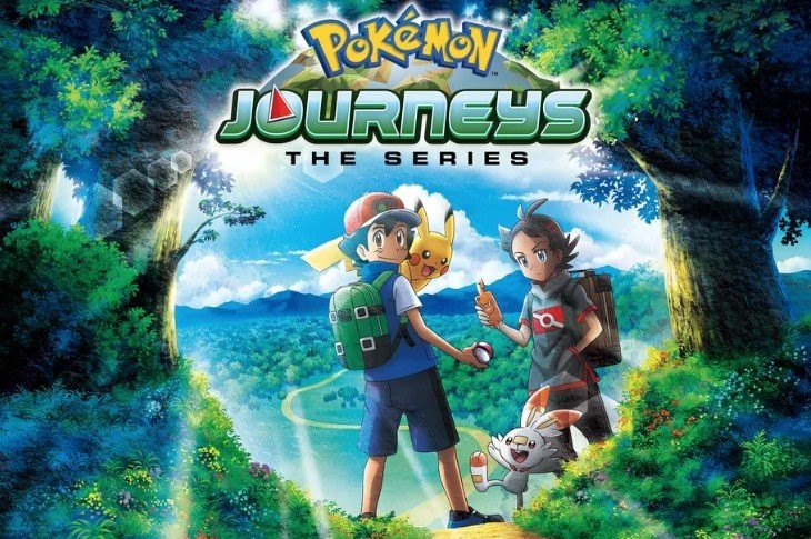 Netflix catches new Pokémon Journeys: The Series in US. Premiere on June 12.