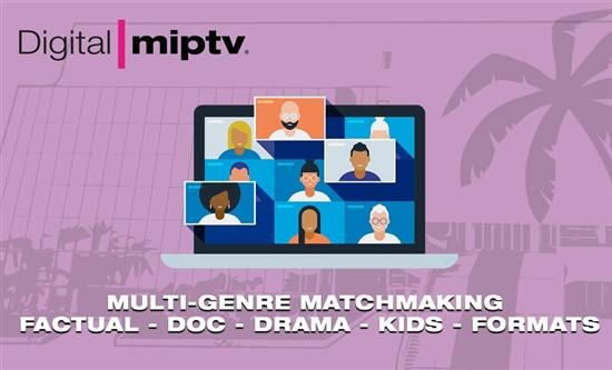 Digital Miptv adds drama and kids genres expanding its one-to-one distributor market