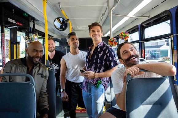 Netflix will launch new season of Queer Eye in March