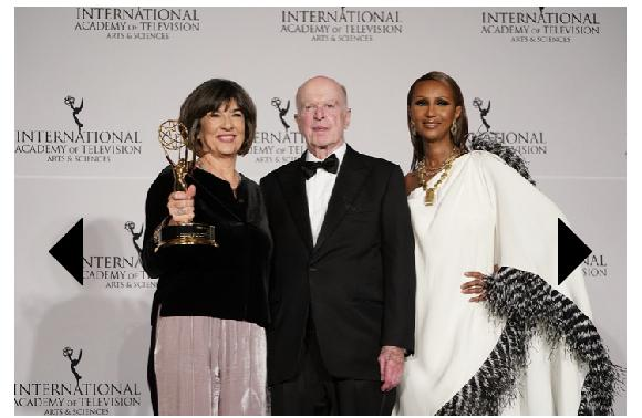 Announced the winners of the 47th International Emmy Awards in New York