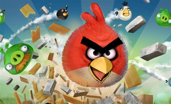 Netflix captures Angry Birds animation