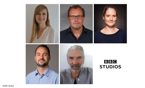 BBC Studios sets up production arm in Germany