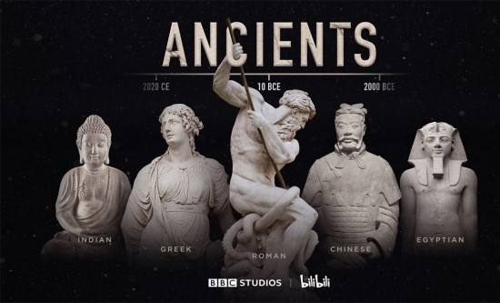 BBC Studios and China's Bilibili announce new documentary series Ancients