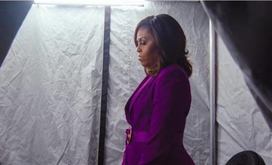 Obamas announce Netflix documentary about Michelle's Becoming. Produced by Big Mouth and Higher Ground