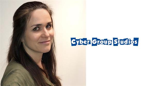 Cyber Group Studios promotes Caroline Audebert as Head of Productions