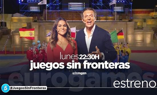 THE CLASH OF THE FORMATS in Spain (Juegos Sin Fronteras 12.3%) - Monday March 23rd
