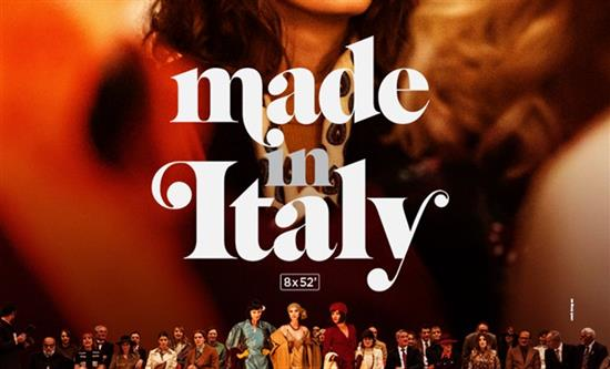 Canale 5 to air Made in Italy about the birth of Italian fashion in the '70s