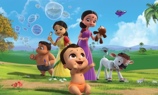 Jetpack Distribution bolsters animation slate acquiring Indian toon Mighty Little Bheem for MIPCOM 2020