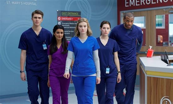 NBC and int'l networks welcome Canadian medical drama 'Nurses'
