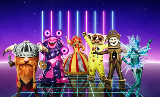 Abacus Media Rights wins the battle for distribution rights for entertainment series The Masked Singer UK