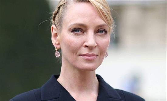 Uma Thurman to star in new thriller for Apple: Suspicion