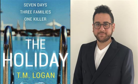 Channel 5 commissions thriller The Holiday based on T.M. Logan's bestseller