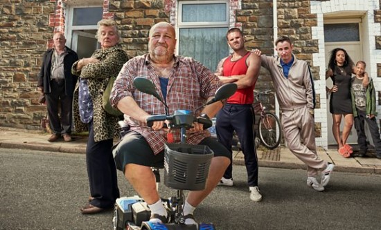 BBC Wales commissions two further series of Welsh comedy The Tuckers