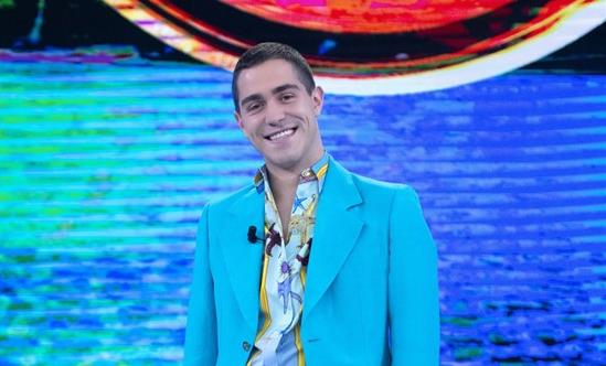 Tommaso Zorzi is the host of late night show Il Punto Z
