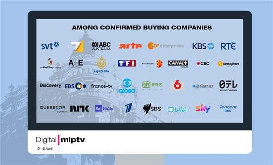 Digital MIPTV confirms strong buyer demand for one-to-one distribution & co-production markets