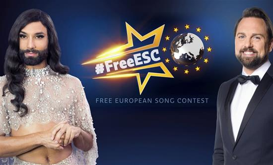 The Free European Song Contest recorded almost 3mln viewers