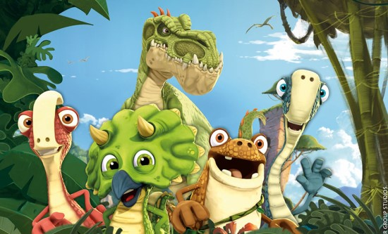 Cyber Group Studios appoints Maurizio Distefano Licensing Agency in Italy for hit series Gigantosaurus