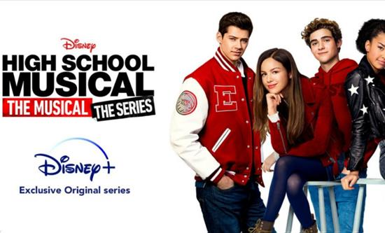 High School Musical: The Musical: The Series will be available on Disney+ platform starting from March 24th, 2020