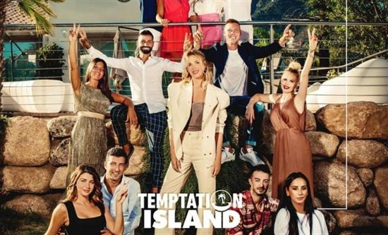 Debut for Season 8 of docu-reality Temptation Island on Canale 5