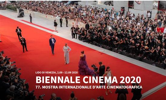 Venezia 77, Orizzonti and Out of Competition  are the sections presented on the Lido of the 77th Venice Film Festival / The Virtual Reality Competition will be entirely online / Venice Classics will be hosted at the Cinema Ritrovato festival in Bolog